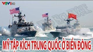 Việt Nam bất ngờ mở cửa Biển Đông cho Mỹ vào t,ập kí,ch khiến Trung Quốc b,ất an