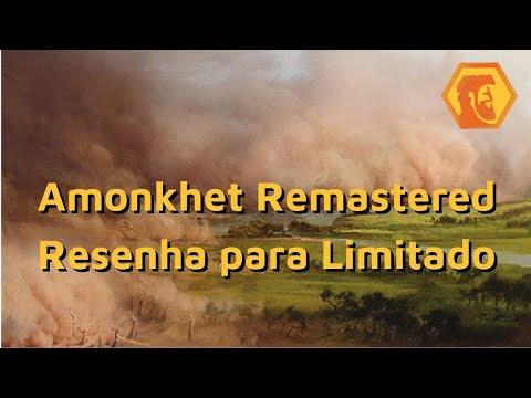 Análise para Limitado de Amonkhet Remastered - Comuns, Incomuns Douradas e Arquétipos Iniciais