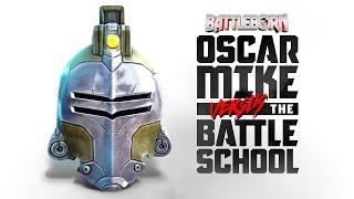 Battleborn - Oscar Mike vs The Battle School