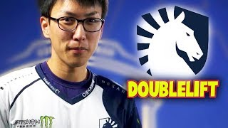 When DOUBLELIFT saved TEAM LIQUID from RELEGATION | #LeagueOfLegends