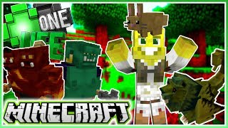 Mo' Creatures Mo' Problems! | Minecraft One Life 2.0 | Ep.14