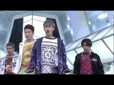 130203 Super Junior M - Break Down @ SBS Inkigayo