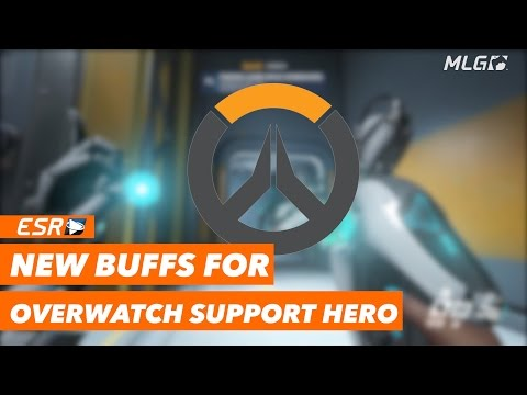 Symmetra is getting a buff in Overwatch!