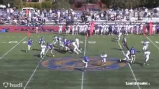 Matt Peters Freshman Highlights