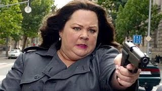 Spy 2015 Movie - Melissa McCarthy & Jason Statham