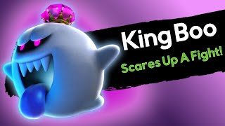 King Boo FOR SMASH! (Character Moveset Concept #22)