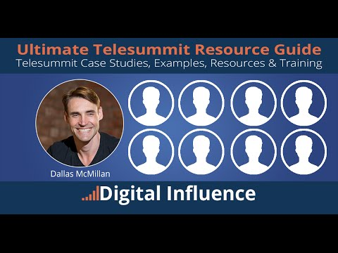 Telesummit Training & Case Studies