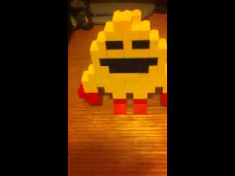 Lego PAC-MAN - YouTube