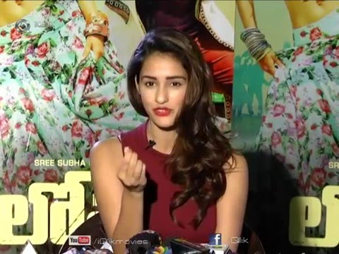 Disha-Patani-Interview-about-Loafer-Movie