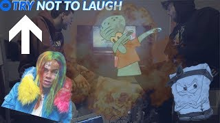Try Not to Laugh Challenge: Debut Video