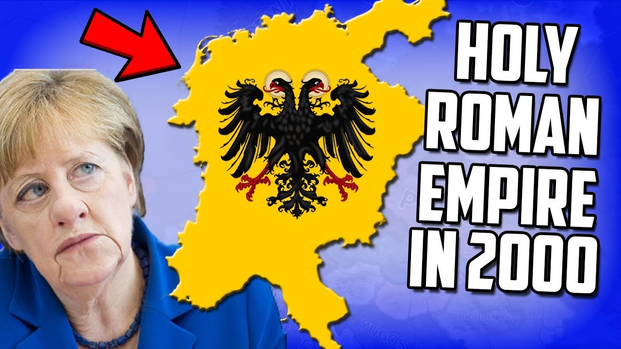 What If The Holy Roman Empire Returned in 2000? HOI4 Modern Day Mod