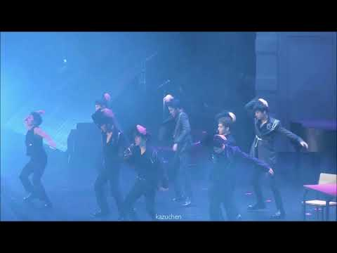 180810 EXO(엑소)-내가 미쳐 Going Crazy(全体focus)full@The EℓyXiOn[dot] in Macao Day1[fancam]
