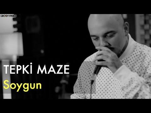 Tepki Maze - Soygun // Groovypedia Studio Sessions