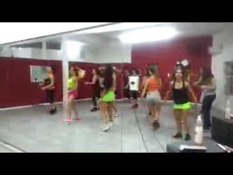 Baixar Pancadão Frenético - Claudia Leitte - Ensayo de nova coreografía 2013 coreo Naue Souto De Olivera
