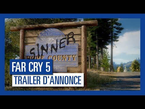 Far Cry 5 - Trailer d'Annonce [OFFICIEL] VF HD - YouTube