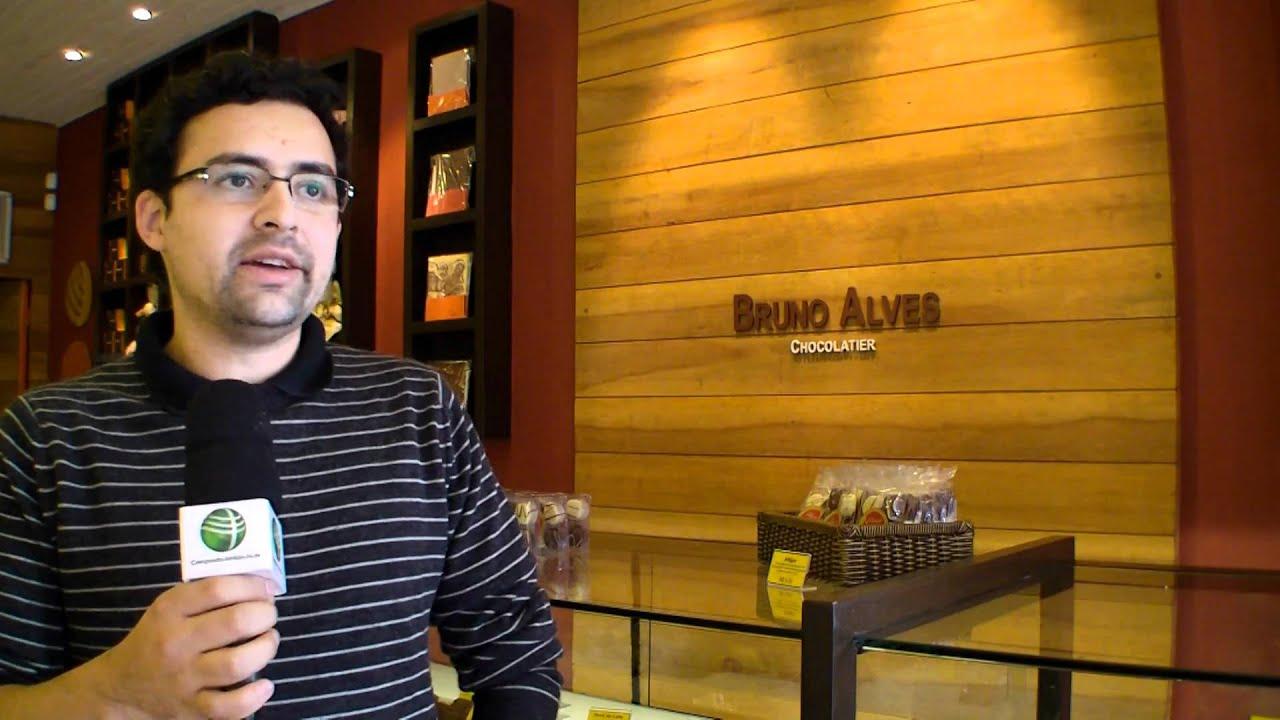 Chocolate de Campos do Jordão é um dos melhores do Brasil