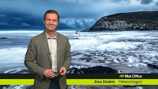 Wednesday morning forecast 20/02/19