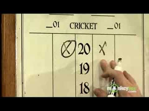 How to Play Darts - The Game of Cricket