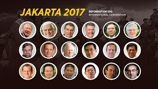 Reformation 500 International Convention - Jakarta 2017