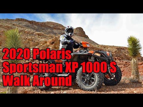 55-Inch Polaris Sportsman XP 10000 S Walk Around
