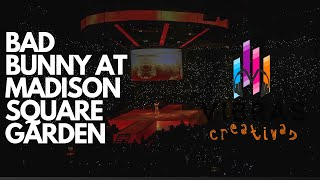 Bad Bunny At Madison Square Garden **LIVE** (FULL CONCERT)