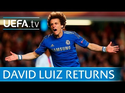 David Luiz stunning strike