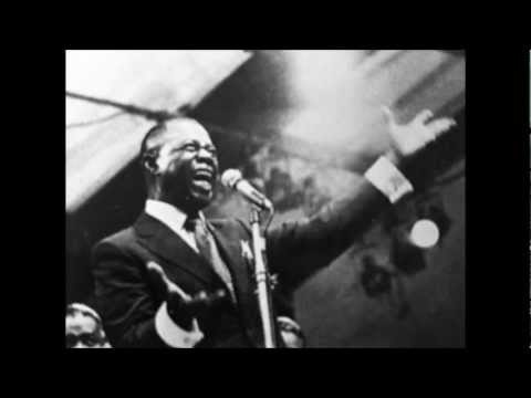 Louis Armstrong The Home Fire