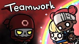 Teamwork (Apex Legends Animation)