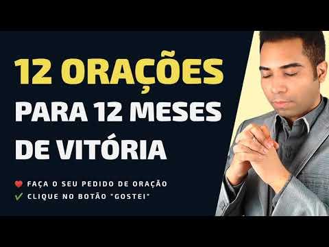 8º DIA - 12 ORAÇÕES PARA 12 MESES DE VITÓRIA