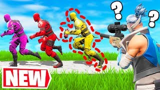 NEW SNIPE The Secret SPIES Fortnite Creative Game mode