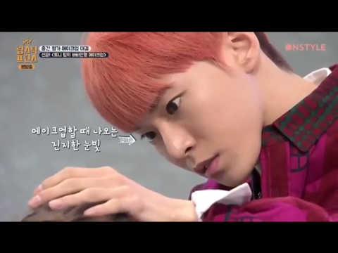 [NCT 127] #10 DOYOUNG A TRUE MAKE UP ARTIST