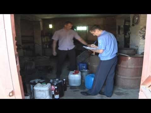 В Чернигове обнаружен подпольный цех