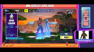Watch me play fortnite/playing with viewers