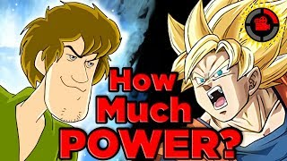 Film Theory: What is Ultra Shaggy's TRUE Power Level? (Scooby Doo x Dragon Ball Z meme)