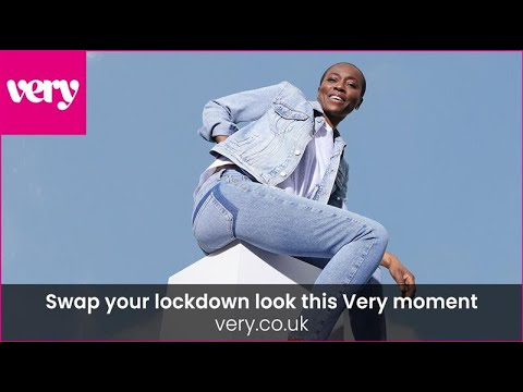 very.co.uk & Very Discount Code video: Swap your lockdown look this Very moment
