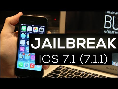 Baixar Como fazer JAILBREAK UNTETHERED no IOS 7.1 (7.1.1-7.1.2)