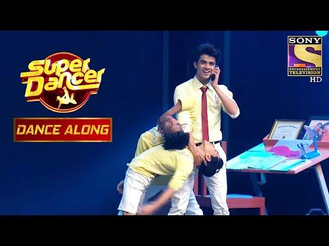 इस Trio ने दिया रुला देने वाला Fantastic Performance   Super Dancer   Dance Along
