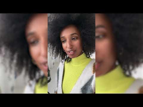 hm.com & H&M Promo Code video: Styling session with Julia Sarr-Jamois #PringleofScotlandxHM