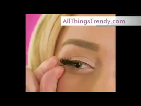 Magnetic Eyelashes- The Latest Craze Now In Beauty Industries