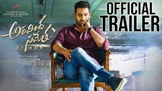 Aravindha Sametha Theatrical Trailer