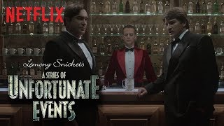 A Series of Unfortunate Events Season 2 | Exclusive VFD Clip | Netflix