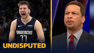 'Luka, in so many ways, is comparable to Larry Bird' — Chris Broussard | NBA | UNDISPUTED