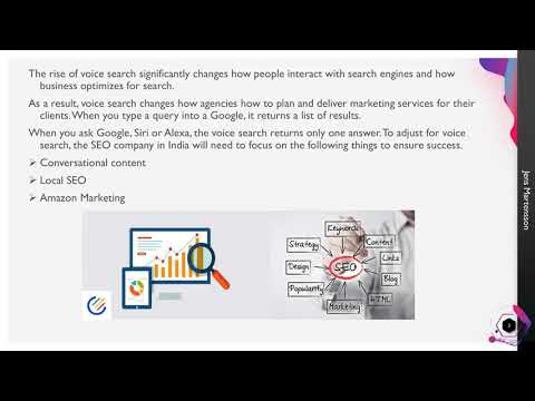 How voice search impacts your business and SEO company India can help you in this?