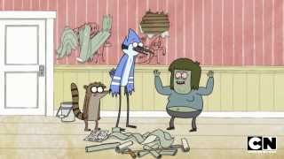 Regular Show - Driving To A Party Pt. 2 (Preview) Clip 1