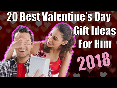 The Valentine's Day Gifts He Actually Wants to Receive