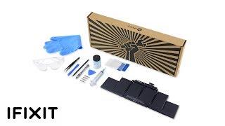 Introducing The MacBook Pro Retina Battery Fix Kit