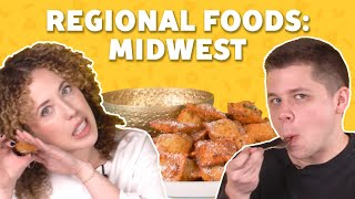 We Tried Foods from the Midwest | TASTE TEST