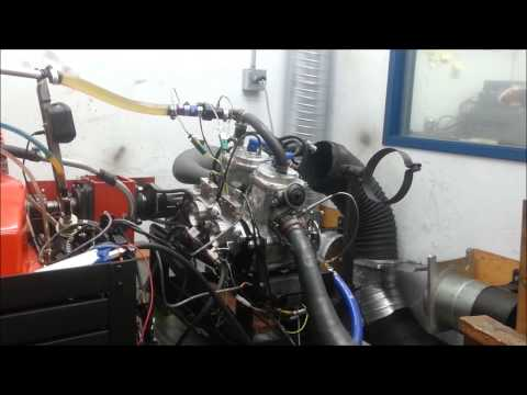 BRC Racing Fuel Injection Test - 250cc Inline Twin Two-Stroke