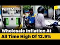 Inflation Hits All-Time High Of 12.94% As Crude, Manufacturing Costs Soar