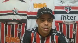 Pato Tchê Tchê Roger Guedes Guerra e mais São Paulo x RB Brasil #foraLeco